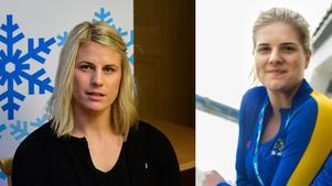Jenni Asserholt och Sara Grahn.