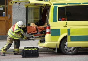 Länets ambulanssjukvård når inte upp till målen om att hinna fram till akut vårdbehövande.