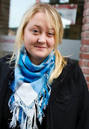Tina Holum, Trondheim– Egentligen har den inte alls påverkat mig. Jag har sett och hört det på nyheterna. Men jag handlar när jag behöver och vill.