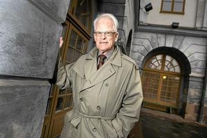 Före detta statsminister. Den 9 november fyller Ingvar Carlsson 80 år.