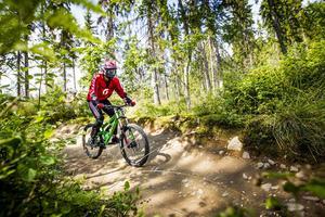 I hopp om att lära sig mer om hur cykelnäringen kan utvecklas åkte kommunalrådet till Skottland.
