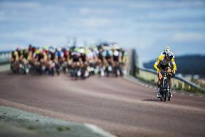 Tour of Jamtland (här från etappen Östersund-Vemdalen 2013) genomförde fyra år i rad, men inför 2014 lades tävlingen på hyllan. Internationella etapplopp är dyra och krävande att sy ihop och tills vidare nöjer sig arrangörerna med a ett motionslopp.    Arkivbild: Petter Cohen