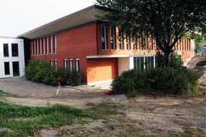 Biblioteket får övervåningen och museet undervåningen i den om- och tillbyggda byggnaden.