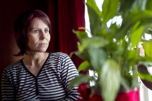 Anna Eriksson tänker inte ge upp kampen att hitta en medicin som fungerar mot hennes magsäckscancer.