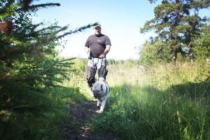 Mats Larssons Malmbos Qvir har blivit godkänd för att genomföra eftersök på björn.