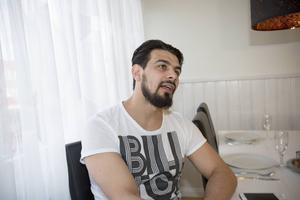Raad Al-Duhan är ordförande för