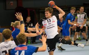 Erik Gannby gjorde tio mål mot Tumba.