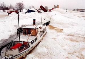 Alderholmen december 1998.