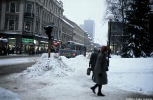 Drottninggatan år 1978.