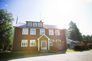 Ljusdals hemvärnsförenings lokal i Sunnanås återgår till kommunen när föreningen nu lägger ner sin verksamhet.