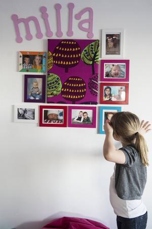 Milla har samlat sina bästa fotografier tillsammans.