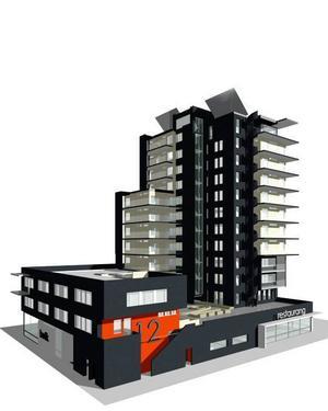 Fullriggaren kommer att bli 42 meter högt och ska stå klart 2011.