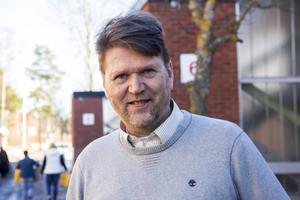 Anders Ramstrand sa först nej till att bli ordförande, i dag säger han att det är det bästa uppdraget han haft.