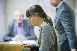 Lättings före detta chef Susanne Rutström dömdes i dag i Gävle tingsrätt.
