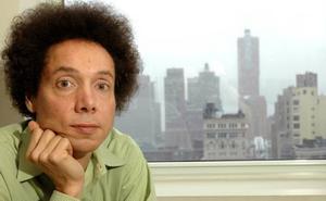 """Galjonsfigur. Idéförfattaren Malcolm Gladwell har framgång även med """"Framgångsfaktorn""""."""