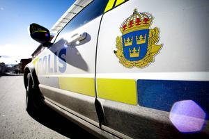 Polispatrullen skulle ta hand om den efterlysta 15-åringen.