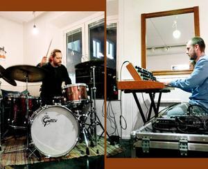 Stig Rennestraum och Björn Thevik gillar att spela i Sverige.