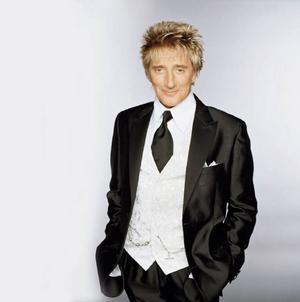 Rod Stewart ger sig ut på turné. I juni kommer han till Stockholm.
