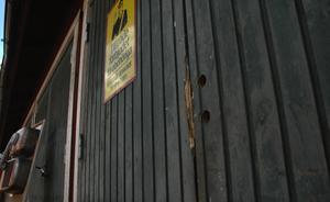 Inbrott. Säters Snickeri råkade ut för ett inbrott där en låda med fyrverkerier, mc-hjälm, jeepdunk och en motorsåg stals.