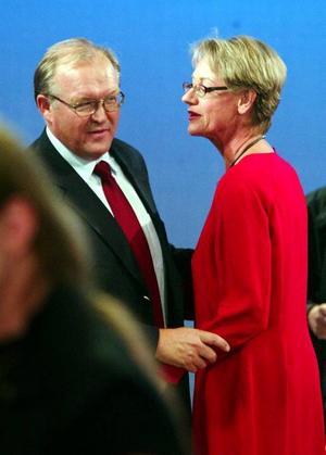 Djup misstro. Göran Persson var helt övertygad om att det inte skulle gå att samarbeta med Gudrun Schyman om Sverige skulle hamna i kris. Men rapporterade SVT om att Persson sade detta i de hemliga intervjuerna med Fichtelius?
