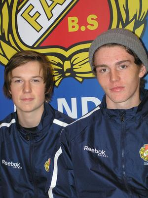 Axel Jansson och Jonas Pettersson tar en plats i a-laget.