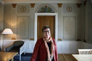Maj-Britt Johansson, har varit rektor för Högskolan i Gävle sedan 2008.