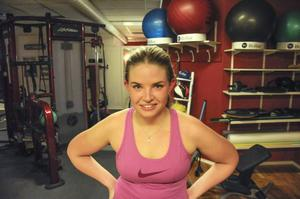Linnéa Sandberg har gjort en Svensk klassiker en gång. Nu tränar hon med personlig tränare för att förbättra sina resultat.