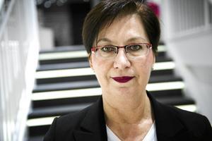 Stod med Nordahl. Riksdagsledamot Anna Hagwall, då fortfarande medlem i SD, fullföljde Jenny Nordahls ärende och blockerade utnämningen av Madelene Vestin, trots att en majoritet av fullmäktigegruppen ville byta politisk sekreterare. (Arkivbild)