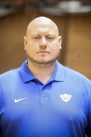 Zeljko Brlek, 37 år, andrecoach.