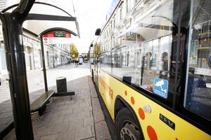 Insändarskribenten skriver om busskaos i Gävle.