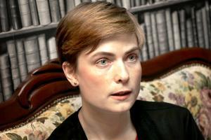 Sofia Tuvestad från Björkhaga är den första örebroaren som får Nobels Fredspris.