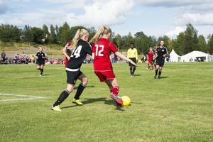 Njurunda IK ställdes mot Alnö under torsdagen.
