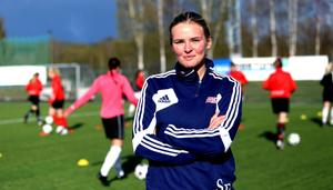 Sally Eliasson är en av nyckelspelarna i Edsbyn den här säsongen.