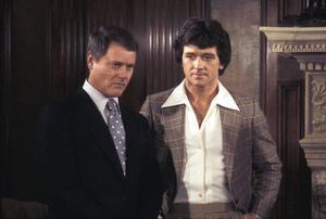 JR och Bobby Ewing– som vi minns dem.