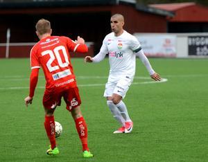 Rawez Lawan gjorde Dalkurds 2–1-mål.