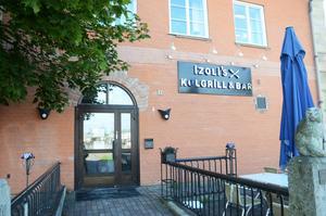 Izoli's kolgrill & bar öppnar snart i de tidigare Akropolis-lokalerna.