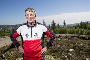 Björn Abelsson, ordförande i Naturskyddsföreningen Sundsvall-Ånge.