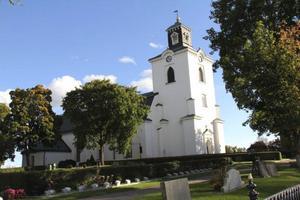 Alfta kyrka.