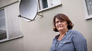 Madelaine Hällgren är ordförande Hyresgästföreningen Södertälje/Nykvarn.