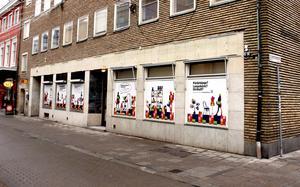 På Drottninggatan 28 i Gävle planeras ny asiatisk restaurang.