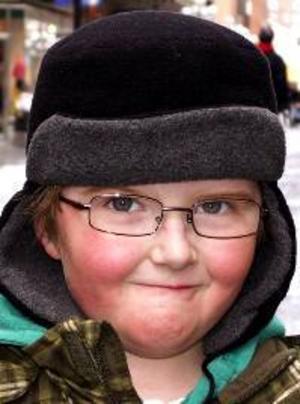 Petter Nilsson, snart 6 år, Norderön:– Ja, det vill jag gärna göra. Jag gillar militärer, för att dräkterna är coola och så har de pansarvagnar.
