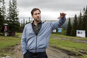 Markus Näslund ser en stor potential i Åre.