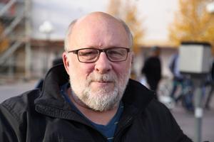 Kent Lundhall, Kramfors:– Nej, jag har gjort det en gång tidigare men jag tror jag klarar mig den här gången.