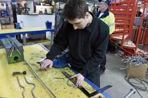 VVS är ett område där det råder brist på arbetskraft i Örnsköldsvik.