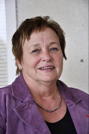 Gudrun Hansson längtar efter att få kasta sig över skolfrågan: