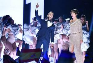 Eurovision-sändningarna sågs av sammanlagt 204 miljoner tv-tittare.