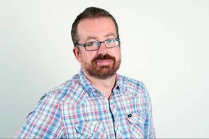 Andreas Lidén, sportreporter och krönikor.