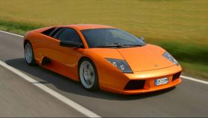 Lamborghini Murciélago.Foto: Lamborghini