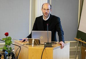 Hans Wiklund, regiondirektör.