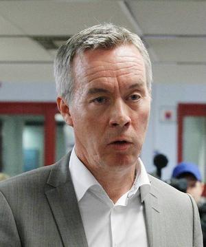 Kommundirektör Stefan Söderlund.